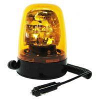 Beacon Rotating 12/24V Amber Magnetic Fixing-153/23/00